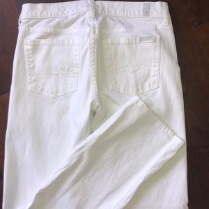 7 for all mankind Shute jeans